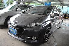 [聯成汽車]TOYOTA WISH 2013年 新車價87.9萬 原廠保固中