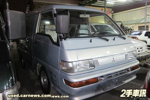 中古車 MITSUBISHI Delica 2.0 圖片