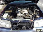 稀有。完稅E300D柴油 W124 E300D 整車完稅