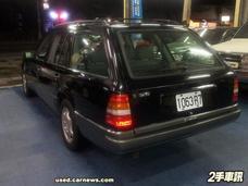 完稅E320TE旅行車W124 320TE WAGON