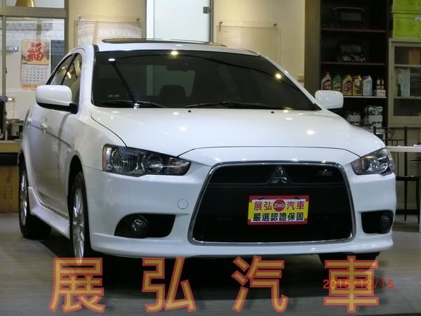 中古車 MITSUBISHI Lancer Fortis 1.8 圖片