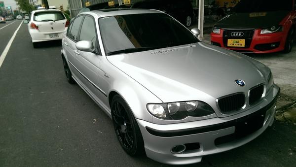 中古車 BMW 3 Series Touring 318 圖片