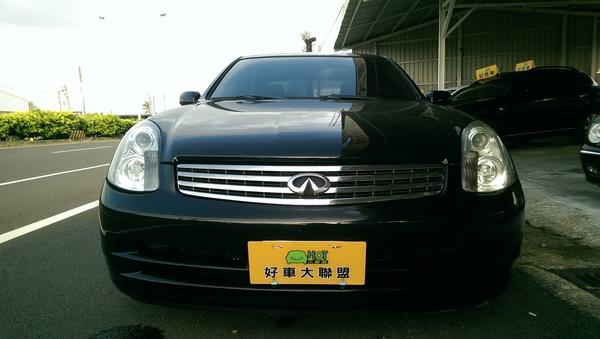 中古車 INFINITI G Sedan G 35 圖片