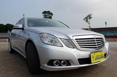 駿岳汽車 2011 BENZ E200 總代理 原廠選配P96套件 里程保證