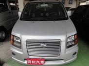 2005年 SUZUKI SOLIO 銀色 1.3轎車版