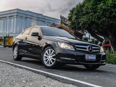 桃園名駒汽車 實價刊登 2012年式 Benz C180 雙門 總代理中華賓士