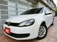 新購入車輛正12年只跑10萬KM內裝保很新極美GOLF省油車款1.6原鈑件認證車