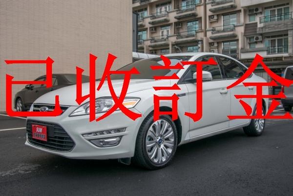 中古車 FORD Mondeo TDCI 2.0 圖片