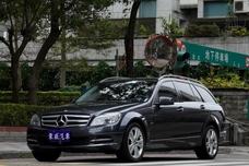 2011 M-Benz C200 Estate 旅行車 只跑六萬 總代理《東威》