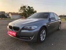 阿里山中古車 BMW520i 舒適進口房車 0元交車/超額貸拿現金/低月繳