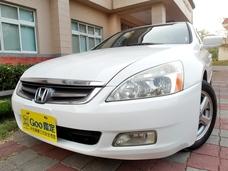 最新購入車輛 2005年 ACCORD 舒適 好開 優質代步車 內外極新 冷氣冷
