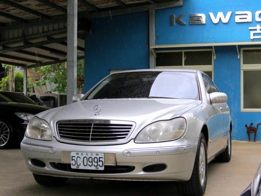 中古車 Benz S-Class S500 圖片