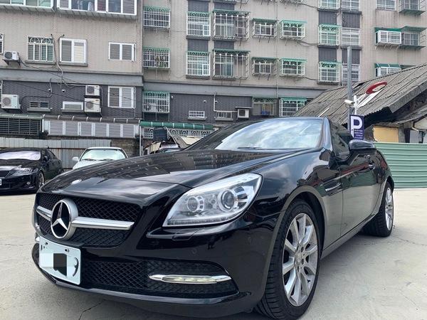 中古車 Benz SLK-Class SLK200 圖片