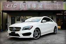 CLA250 AMG 4MATIC BENZ 未領牌【詠信車業 SAVE認證】