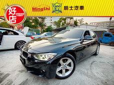明士汽車《保證實車實價登錄 一手車 里程保證》2015 BMW 316 1.6