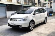 2011型 日產 LIVINA 1.8L 七人座/省油/大空間/免鑰匙
