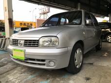 <<車美汽車>>2006年出廠 March 五門掀背小車 銀色,月付3999