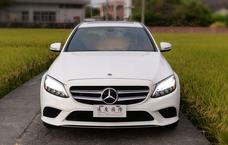 速度國際正2019 M-Benz C300 小改款未領牌全貸0元交車新車利率