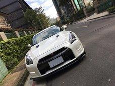 維勒 2013 Nissan GT-R 稀有色珍珠白 R35 東瀛戰神