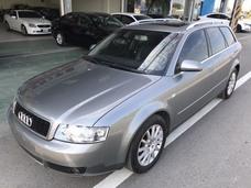 2004 A4 1.8T Avant 一手車 原鈑件 公里數保證