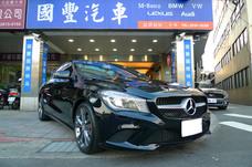 BENZ CLA200 2016年 倒車顯影 車距雷達 國豐