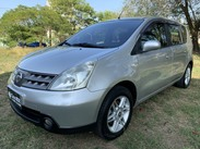 【富捷車業】2009 日產 樂薇娜 1.6 銀 雙安 ABS 前霧燈 鋁圈