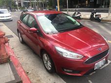 2016年紅色Ford 福特 Focus 1.5