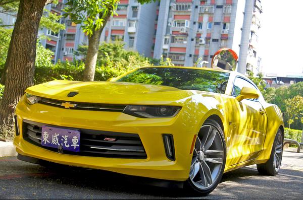 中古車 Chevrolet Camaro 2.0 圖片