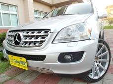 新購入車輛專售ML-350賣場~07年運動版原版件實車極美~內外乾淨第三方認証車