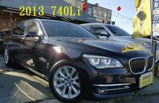 七系列特價中 總代理2013 BMW 740LI 僅跑2萬 昇益汽車
