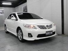 鴻邦汽車 2012年ALTIS 1.8 國產銷售冠軍