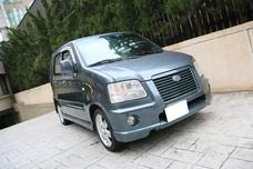07年式正女用車 SOLIO轎車版 電折後視鏡 內裝如新 漆面完整 實跑九萬