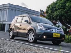 桃園名駒汽車 實價刊登 2010年 Nissan Livina 放架版 一手車