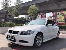 正07年BMW320i僅跑12萬多里程擔保/有原進口稅單/引擎變速箱我敢給保固!