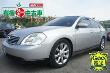 ☆╮益群汽車╭☆05年NISSAN TEANA 2.3頂級新車102萬全車原版件