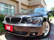 【龍泰興汽車專售E66賣場】新購入車輛740LI正05年原版件認證車內裝超美迷人