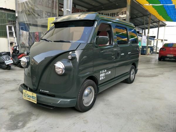 中古車 FORD PR-Z 1.0 圖片