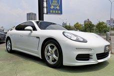 2013年 Porsche Panamera 總代理新車保固中-達通車業