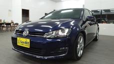 2014 VW GOLF 7代 1.4TSI 藍色