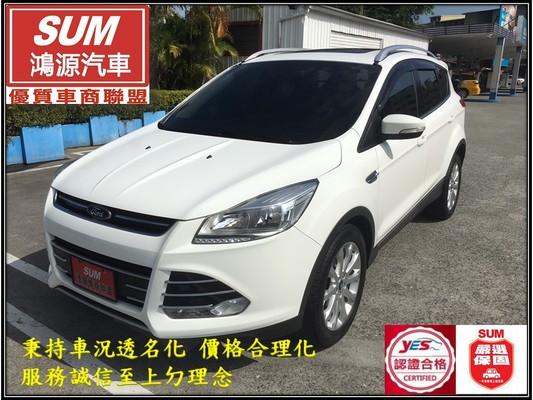 中古車 FORD Kuga 1.5 圖片