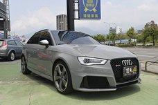 2016年 Audi RS3 Sportback 小鋼炮-達通車業