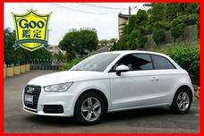 台南 [東達汽車] 2015年Audi A1 25TFSI 1.0渦輪 可貸款