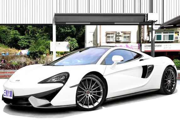 中古車 McLaren 570GT 3.8 圖片
