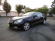 大億汽車-2012年E350 COUPE CGi.總代理.低里程.認證車.可全貸