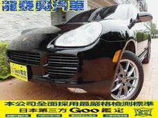 正06年Cayenne 4.5 S新車價448萬 極美11萬里程優質原版件認証車