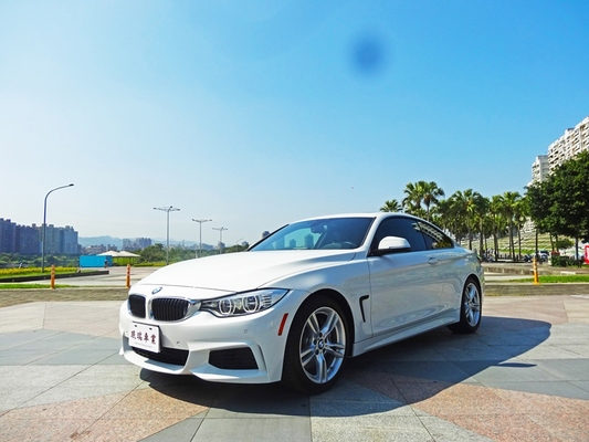 中古車 BMW 4 Series Coupe 435 圖片
