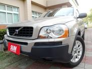 【龍泰興汽車專售XC90賣場】優質認證車2.5T實用七人座實車極美內外裝維持極新