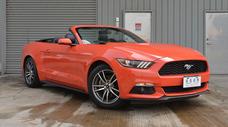 [速度國際]正2016 Mustang 2.3敞篷版 未領牌7年全新車利率低月付