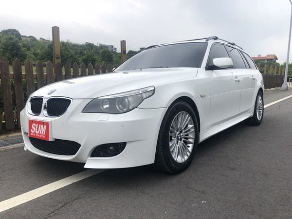 中古車 BMW 5 Series Touring 530 圖片