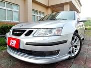 【新購入專售SAAB賣場】行家最愛9-3 AERO極品強勁馬力高CP值優質認證車